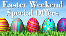 Easter Weekend offers
